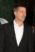 Brad Pitt vypadá v poslední době značně přepadle.