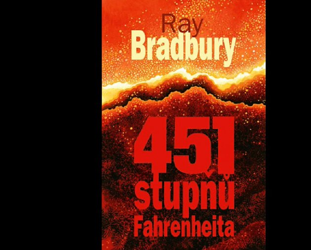 Ray Bradbury - 451stupňů fahrenheita