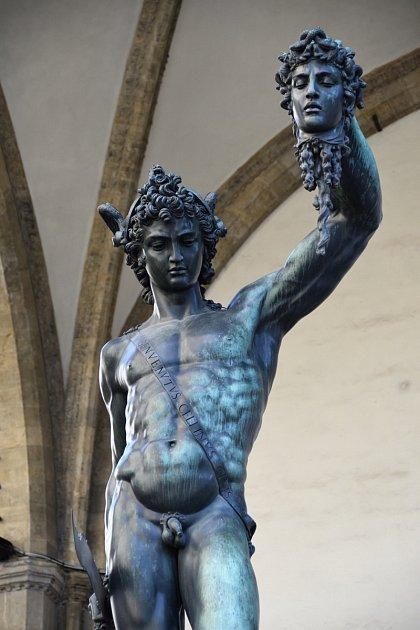 Perseus shlavou Medúzy