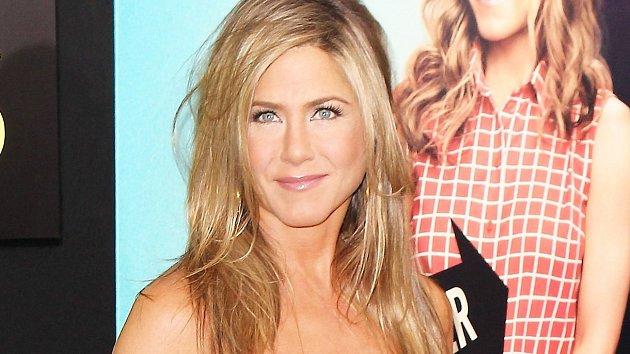 Jennifer Aniston se pořádně rozčílila.