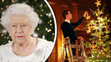 Vánoce v královské rodině