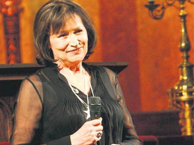 Otevřený dopis podepsala i zpěvačka Marta Kubišová.