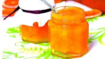 Džem z pomerančů