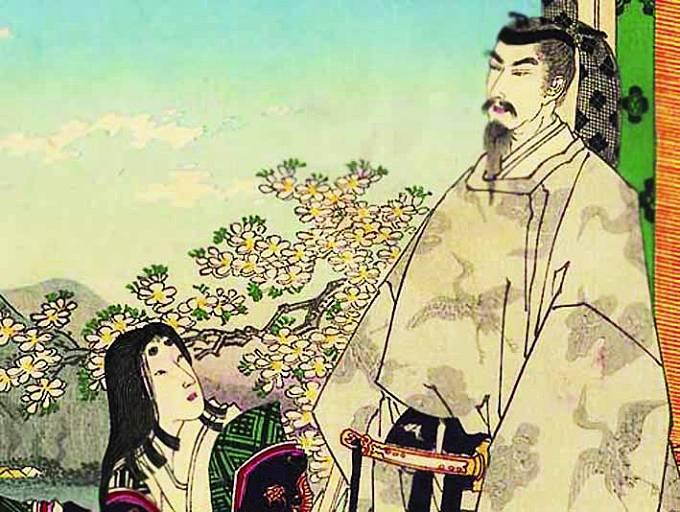 Císař Nintoku vládl plných 86 let.
