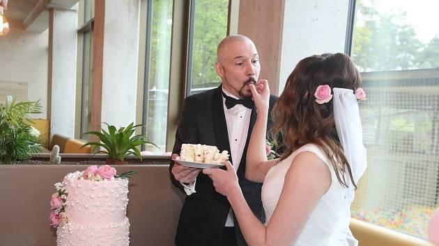 Bohuš Matuš svatba
