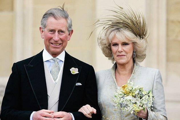 Charles a Camilla