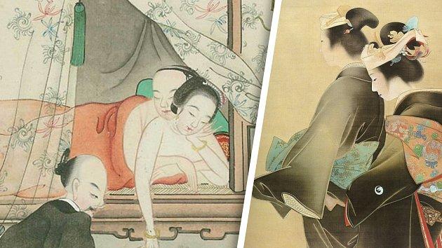 Taoismus povzbuzoval své stoupence k častému sexuálnímu styku.