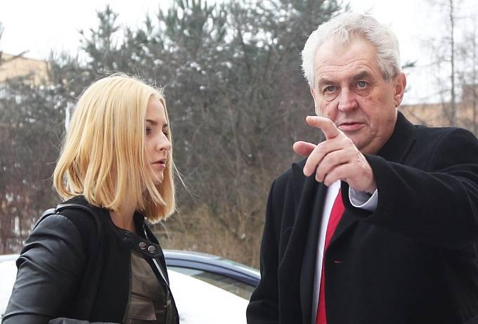Před několika lety šokovala Zemanová svou aférkou s porno mejdanem.