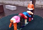 Dětské hřiště v Polsku. Super, že?