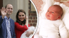 Princ Louis William Kate Middleton