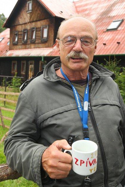 Herec Pavel Nový si vživotě prošel doslova peklem.