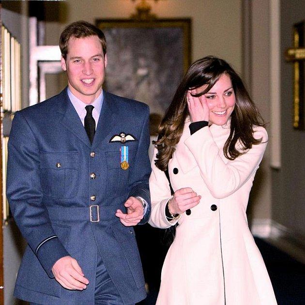 Pár se poznal ještě v době studií na University of St. Andrews ve Skotsku.
