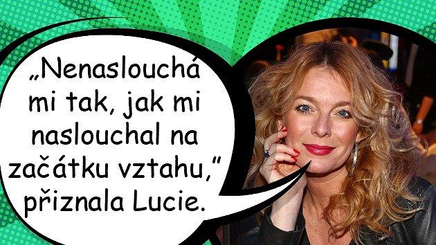 Tomáš Matonoha a Lucie Benešová budou za nedlouho dost možná muset čelit krizi vmanželství.