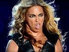 Beyoncé a její výraz: co to tu tak smrdí?