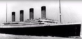 Titanic před vyplutím.