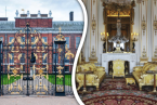 Jak bydlí britská královská rodina?