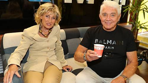 Jiří Krampol a Zuzana Bubílková