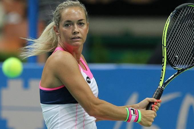 Tenistka mateřství dlouho odkládala kvůli kariéře.