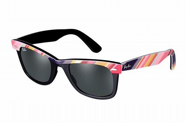 Sluneční brýle: tvar hruškovitý