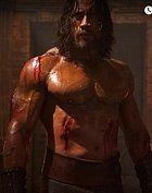 Dwayne jako Herkules