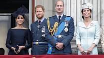 Princ William spoléhal, že mu bude při vládnutí bratr oporou.