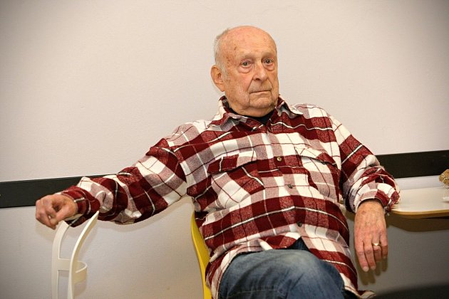 Stanislav Zindulka letos oslavil již pětaosmdesáté narozeniny.