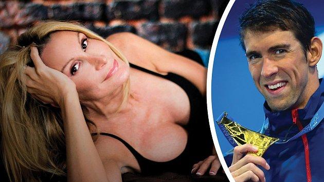 Taylor Lianne Chandler se bojí, že po svém přiznání o sex s Phelpsem přijde.