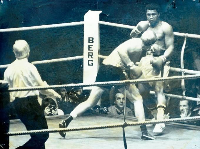 Ali byl králem ringu.