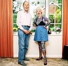 Isobel s manželem