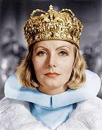 V životopisném snímku Královna Kristýna (1933) si zahrála slavnou švédskou panovnici.