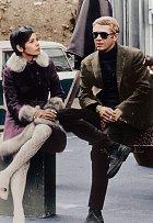 Steve s první ženou Neile v roce 1968.