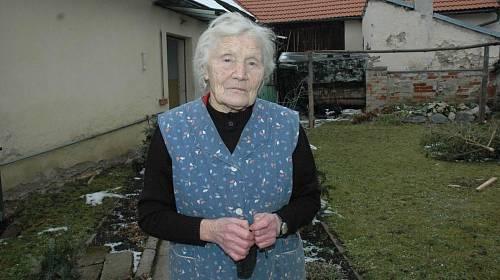 Marie Pilátová alias stará Konopníková