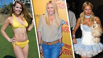 Představitelka Pipi punčochaté Tami Erin, GIna Lee Nolinová a Paris Hiltonová. Všechny natočily velmi zajímavá videa.