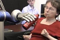 Díky tomuto vynálezu se Cathy vrátila do života.