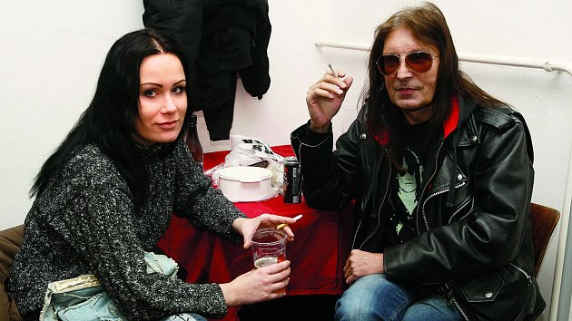 Joanna Pawliszynová a Aleš Brichta