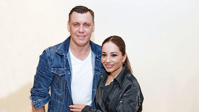 Michaela Kuklová snoubenec