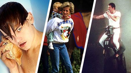 Neznámé fotografie celebrit