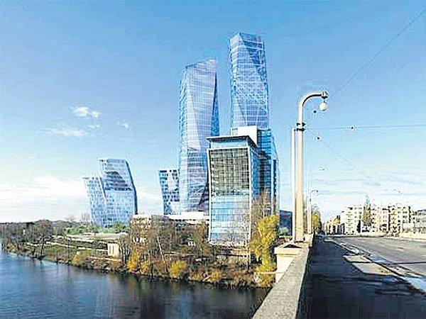 Tak by měl komplex Tower City vypadat.