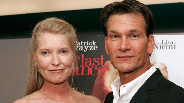 Lisa Niemi a Patrick Swayze