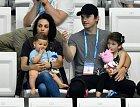 Ashton Kutcher s dcerkou Wyatt a synem Dimitrim