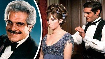 Při natáčení muzikálu Funny Girl prožil románek sBarbrou Streisandovou. Mělo to dalekosáhlé následky.