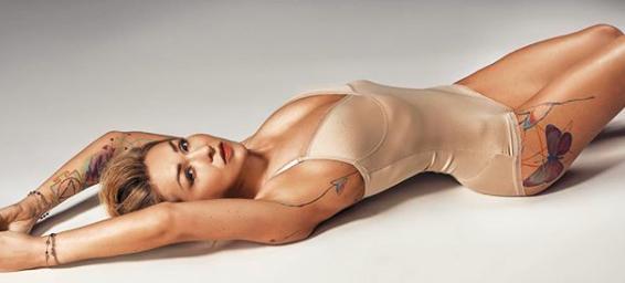 Její dokonalou postavu Kateřině závidí izkušené modelky.