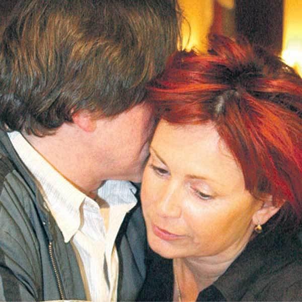 Na party Ulice si Pavelka se Svobodovou rozumí jako seriálový manželé.