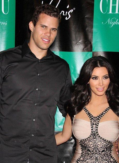 Kim Kardashian a Kris Humphries