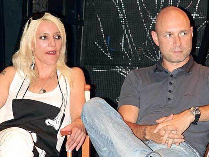 Daniel Landa a jeho manželka Mirjam mají při každé zkoušce oči na šťopkách.