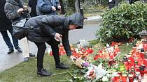 Dominika Gottová otcův hrob navštěvuje pravidelně.