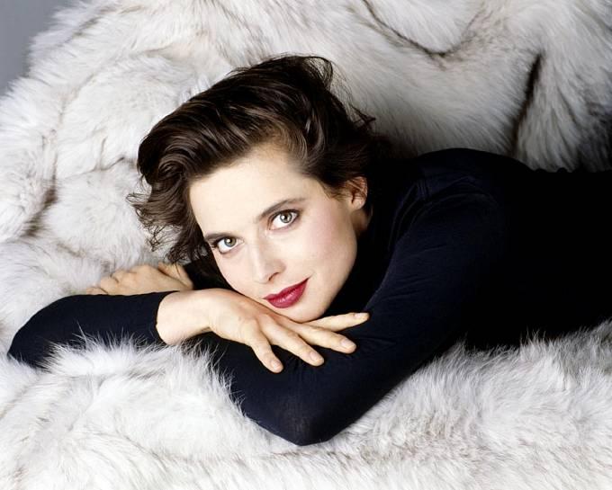 ZIsabelly Rossellini je známá herečka.