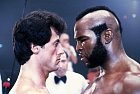 Vefilmu Rocky 3 (1982) odněj Sylvester Stallone dostal  nakládačku.