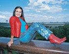 Natalia Oreiro v době Divokého Anděla