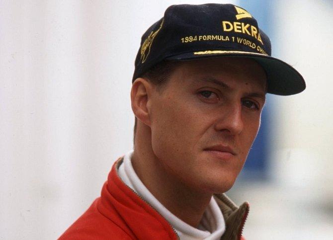 Michael Schumacher je legendou